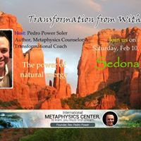 2018 Sunset Sedona Vortex Meditation with Rev. Dr. Pedro Power