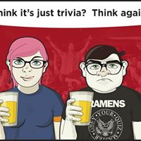 Our First Wednesday Night Trivia