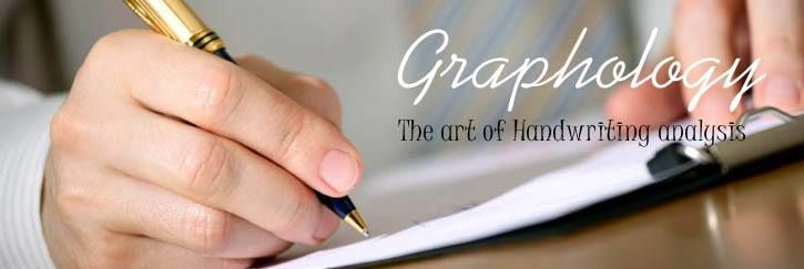Graphology Workshop on Sunday 17th March with Bob