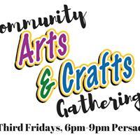 Dec. Community Arts and Crafts Gathering