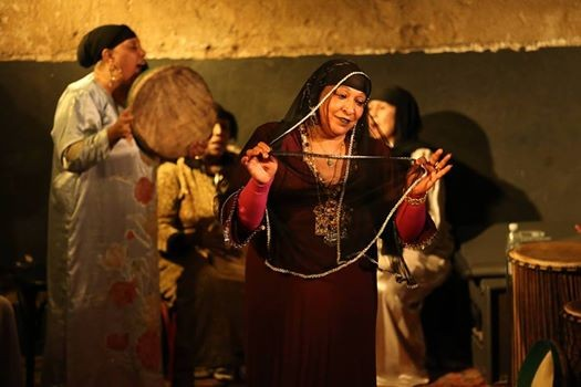 Mazaher ensemble (Zar Music & Songs) On Wed May 16 at 8 pm