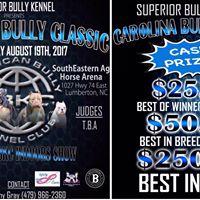 Carolina Bully Classic