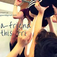 Bring-A-Friend Akro class and Thai massage event