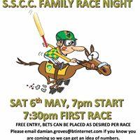 S.S.C.C. Race Night Social