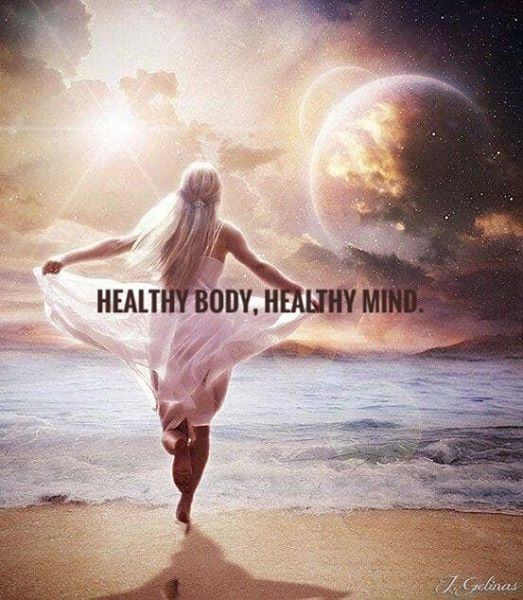 Healthy Body a Sacred Activation group session