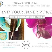 Find your Inner Voice