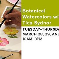 Botanical Watercolors