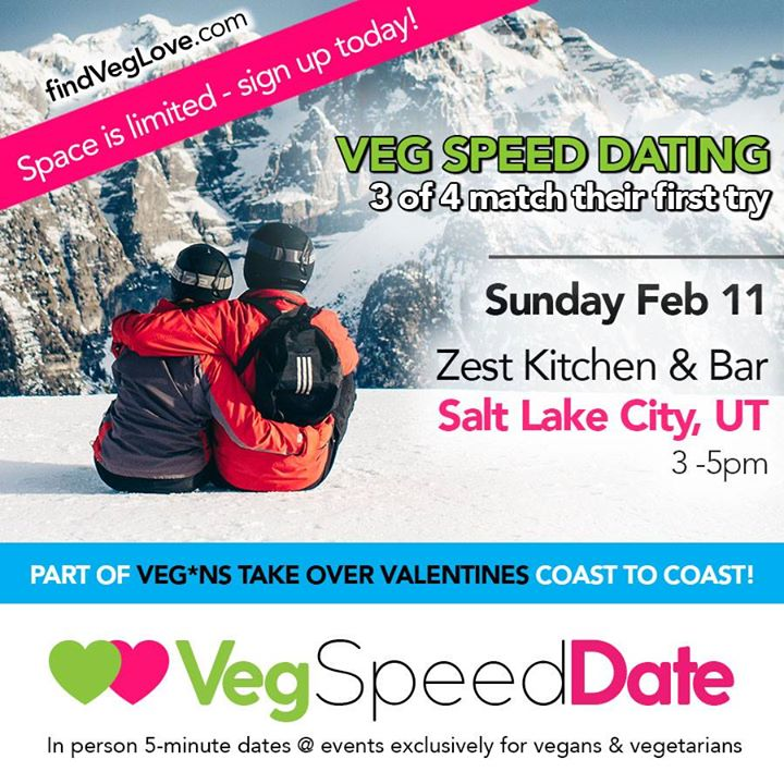 Speed dating events salt lake city