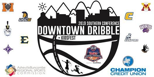 2019 Southern Conference Downtown Dribble