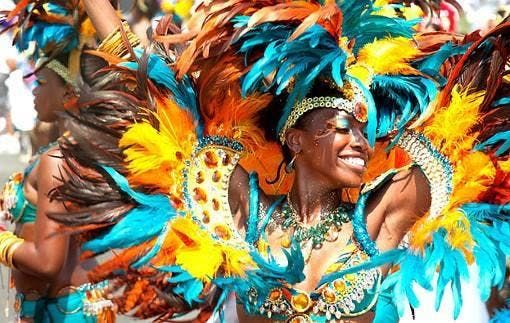 A Taste Of Carnival Carribean Dance Fitness Party