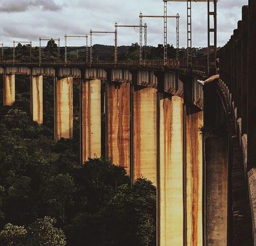 RAPEL - Ponte Frrea de Mairinque