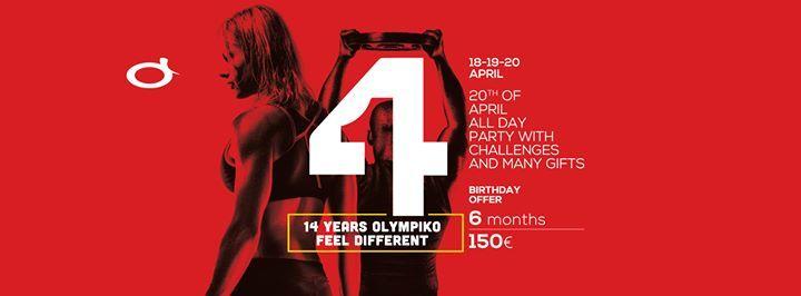 14  Olympiko PARTY
