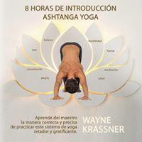 Introduccin de Ashtanga Yoga con Wayne Krassner