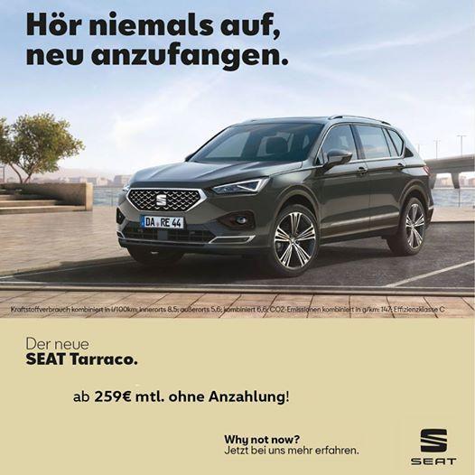Der neue SEAT Tarraco