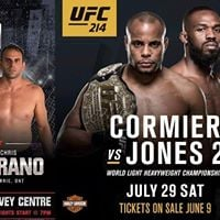 Keith vs Vorano and Cormier vs Jones 2