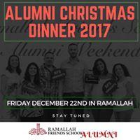 Alumni Christmas Dinner 2017