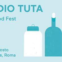 Studio tuta al Wave Food Fest