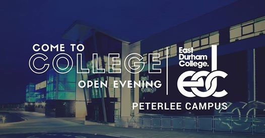 Peterlee Come to College Open Evening - 020319