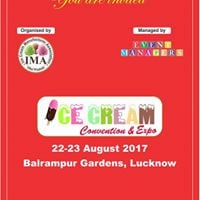 Ice Cream Convention &amp Expo 2017 Lucknow