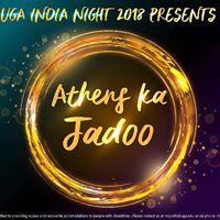 UGA India Night 2018 Athens ka Jadoo