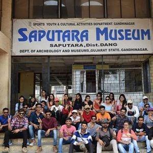 Saputara Adventure Camp With Tour