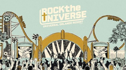 Rock The Universe 2019