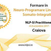 Formare NLP Practitioner Somato-Integrativ  Craiova 2017