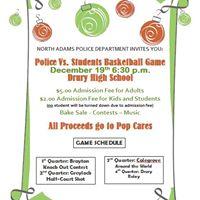 Pop Cares Basketball Game