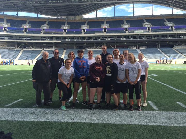 All Womens Level 1 Tackle Football Officials Clinic At St