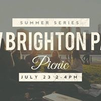 Picnic at New Brighton Park