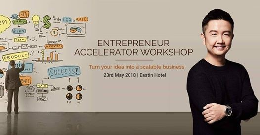 Free - Entrepreneur Accelerator Workshop (May)