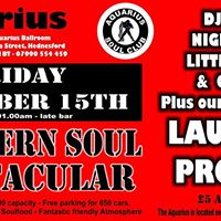 Northern Soul  The Aquarius