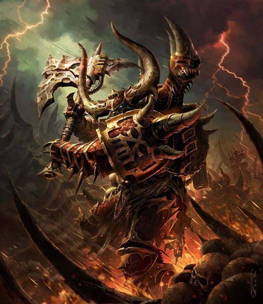 Liga de Warhammer40k para novatos