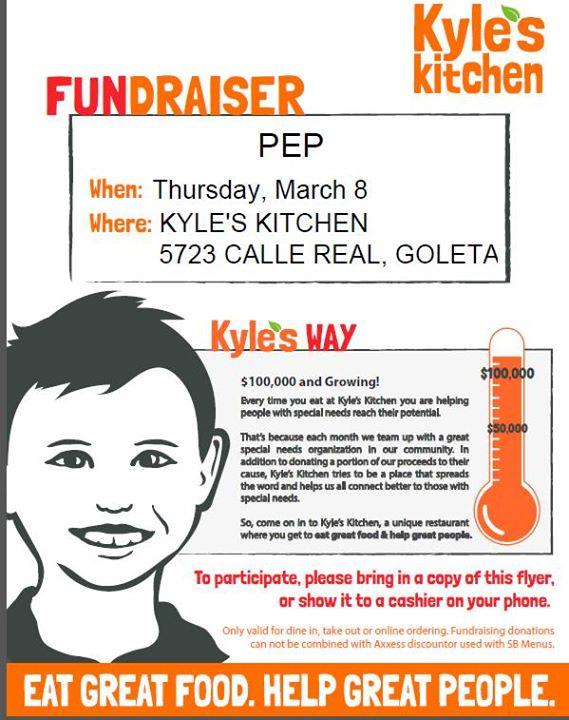 Pep Fundraiser At Kyles Kitchen Goleta