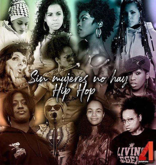Desde Cindy Campbell hasta hoy las mujeres en el Hip Hop