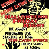 Halloweinie Friday NightBar Crawl