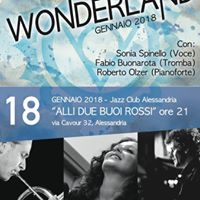 Wonderland - Sonia Spinello Trio