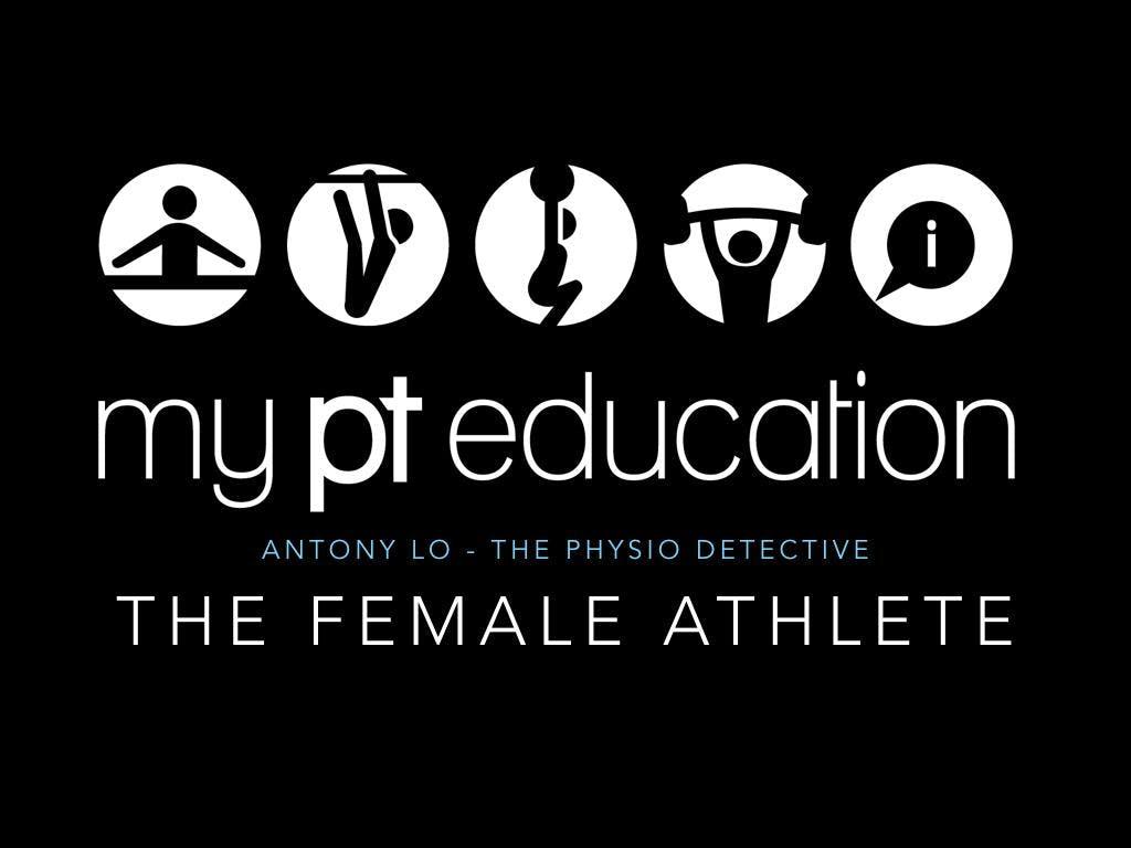The Female Athlete - Exeter England