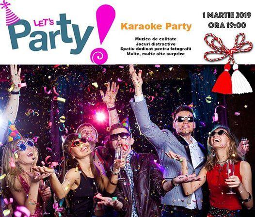 Karaoke Party de Martisor