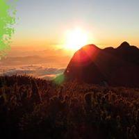 Trilha Nascer do Sol  Pico Caratuva