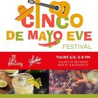 Halsey Street Cinco de Mayo Eve Festival