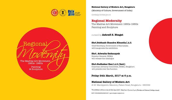 modern art movement in india