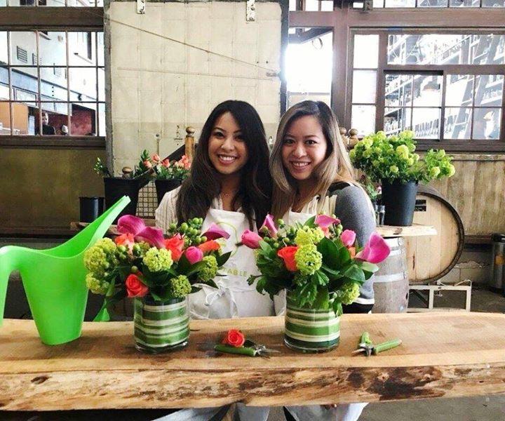 Fiesta Flowers and Margaritas
