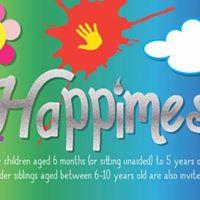 Messy Play Altrincham- Happimess Troll Party