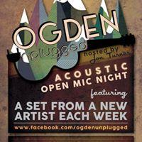 Jacob T. Skeen at Ogden Unplugged