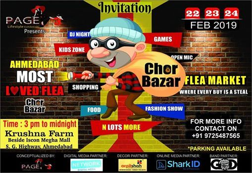 CHOR BAZAR (Flea Market & Food Festival)