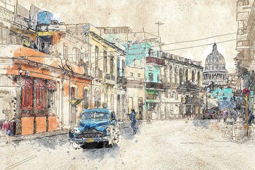 Buena Vista - Eine Reise ins Kuba der 50er Jahre