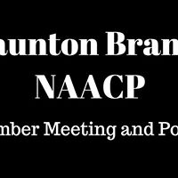 Staunton NAACP December Monthly Meeting &amp Potluck