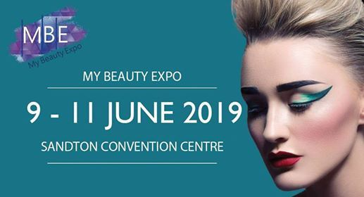 My Beauty Expo 2019 at Sandton Convention Centre, Sandton