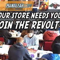 Aether Revolt Prerelease Rebellion Weekender Manaleak Birmingham